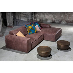 Sofa Franki B5+B8 Function Leather Elephant