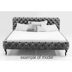 Bed Desire Individual 140x200cm Buffalo Camel