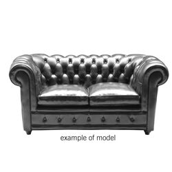 Sofa Oxford 2-Seater Individual Leather 2