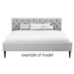 Bed Nova Individual Fabric 2 160x200cm