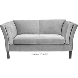 Sofa Couchee 2-Seater Individual Fabric 1