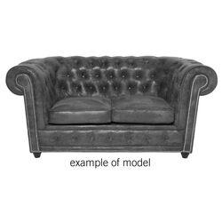 Sofa Cambridge 2-Seater Individual Leather 1