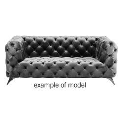 Sofa Look 230cm Individual Leather 2