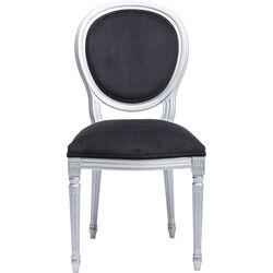Padded Chair Rockstar  silver