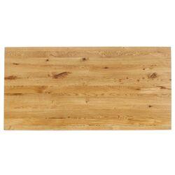 Top Tavola Straight Edge Oak 220x100