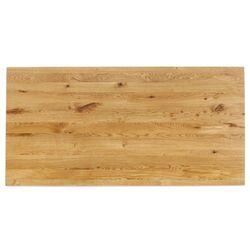 Top Tavola Straight Edge Oak 160x80