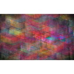 Wallpaper Komar Colorful Black 400x250 cm