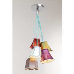Pendant Lamp Saloon Flowers 5