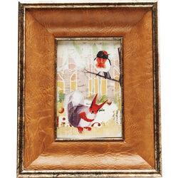 Frame Rim Orange 10x15cm