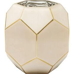 Vase Art Pastel Rose 22cm