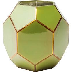 Vase Art Pastel Green 18cm