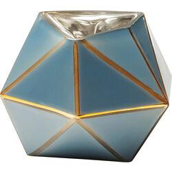 Vase Art Pastel Blue 14cm