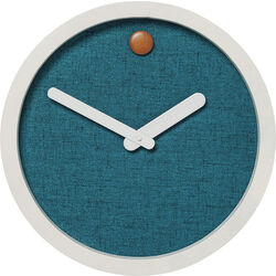 Wall Clock Miami Blue Ø44cm