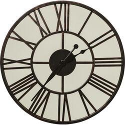 Wall Clock Factory Mirror Ø60cm