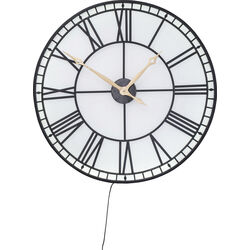 Wall Clock Factory LED Ø80cm