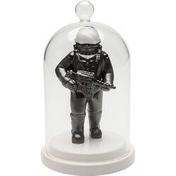 Deco Object Space Soldier Cloche