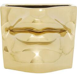 Vase Mouth Gold