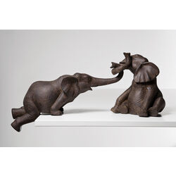 Deco Figurine Elefant Zirkus (2/Set)