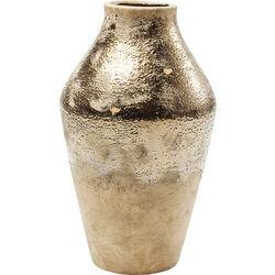 Vase Shimmery Gold Rose 38cm