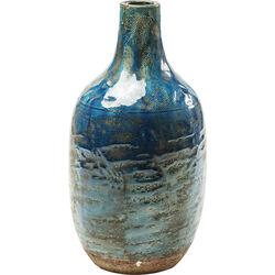 Vase Dynamic Blue 18cm