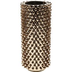 Vase Rivets Copper 31cm