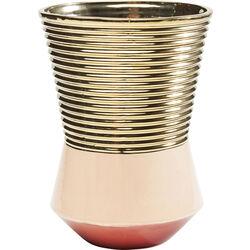 Vase Pipe Taille Colore 22cm