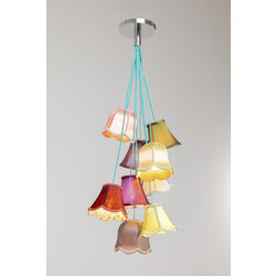 Pendant Lamp Saloon Flowers 9