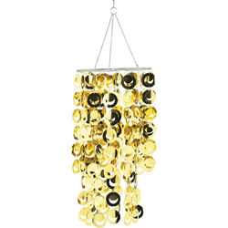 Pendant Lamp Shade Flitter Gold 50