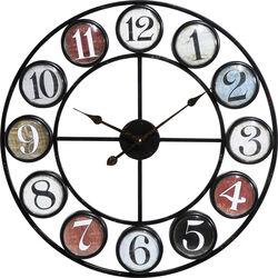 Wall Clock Vintage Colore Ø68cm
