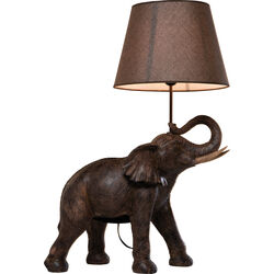Table Lamp Elephant Safari