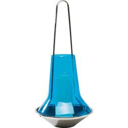 Laterne Elegance 66cm Blue