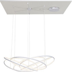 Pendant Lamp Spiry LED White