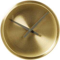 Wall Clock Miami Gold Ø18cm