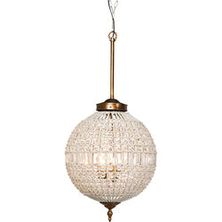 Pendant Lamp Art Deco Crystal 50cm