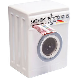 Money Box Washing Machine
