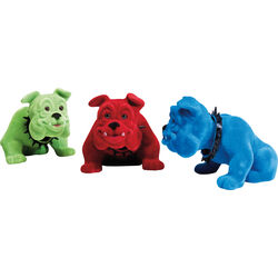 Deco Figurine Swing Bulldog Assorted