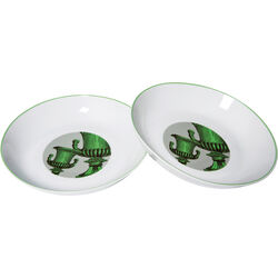 Soup Plate Barock Table (2/Set)