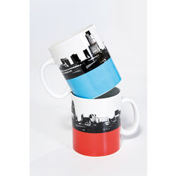 Mug Architectura Pop Assorted