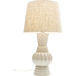 Table Lamp Cosy Comb Grey