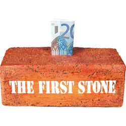 Money Box First Stone