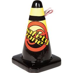Money Box Traffic Cone Assorted