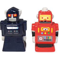 S&P Robot (2/Set) Assorted