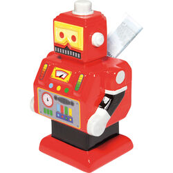 Money Box Robot Colore