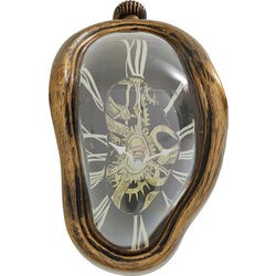 Table Clock Flow Antique
