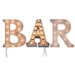 Wall Light BAR (3/Set)