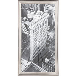 Picture Frame Flat Iron 175x95cm