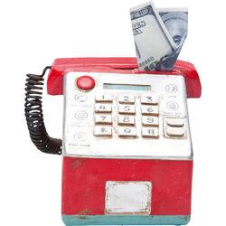 Money Box Telephone Eighties