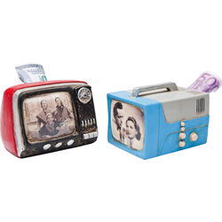 Money Box TV Seventies Assorted