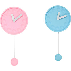 Wall Clock Candy Pendular  Assorted