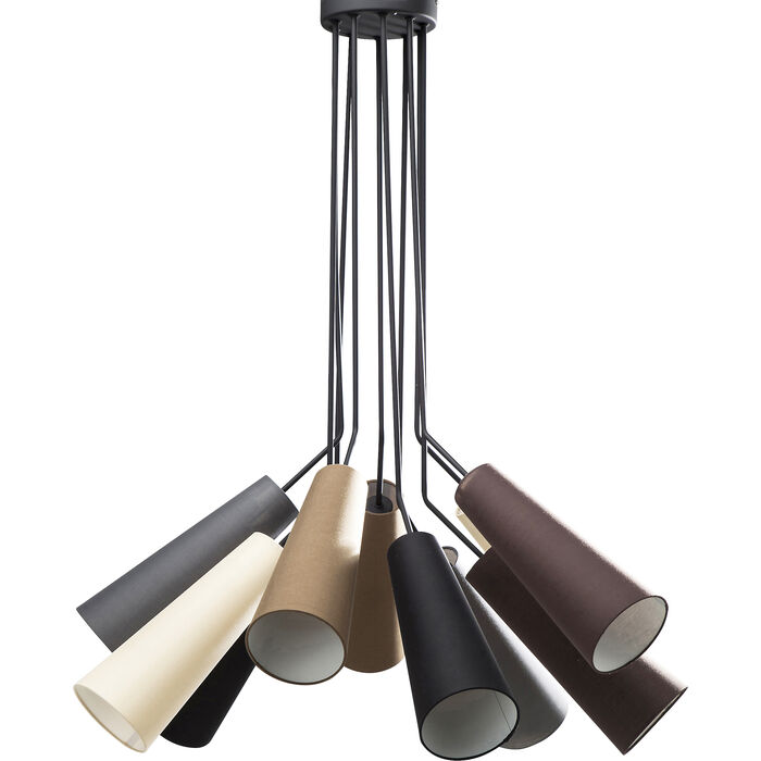 Pendant Lamp Multi Speaker 10 Lite Kare Design